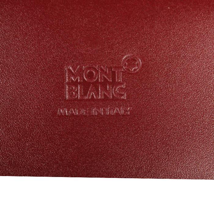 몽블랑(MONTBLANC) 장지갑 114531 / 여성 장지갑