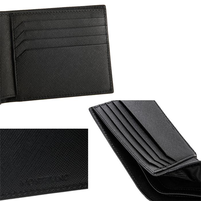 몽블랑(MONTBLANC) 남성반지갑 113211 블랙 / 남성 반지갑