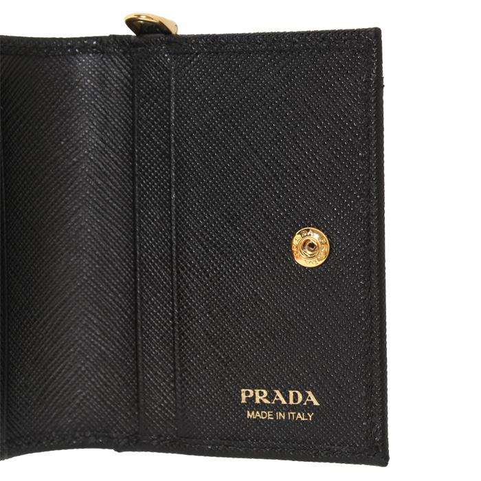 프라다(PRADA) 카드케이스 1MC006 QWA / 목걸이 카드지갑